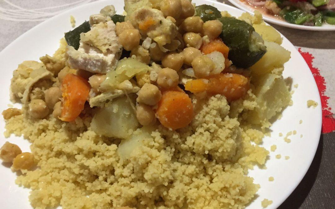 Taller de cuina marroquina
