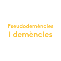 Pseudodemències i demències