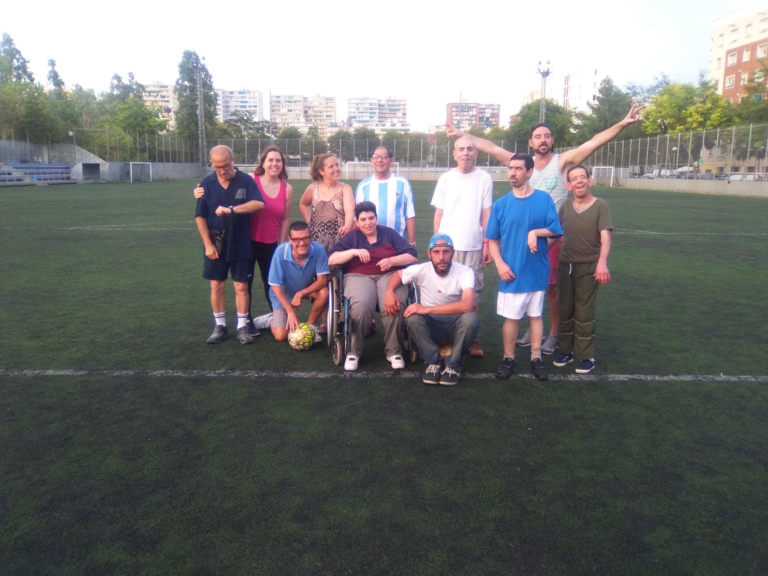 FC Aspanias grup d'adults